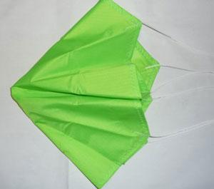 Top Flight Parachute Neon Pink 36 Rip Stop Nylon PAR-36